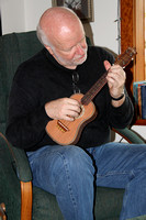 Jim Cole with Petros soprano Uke